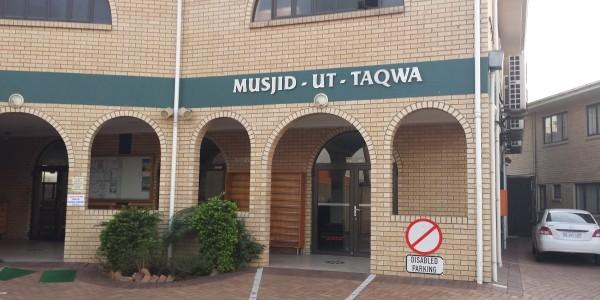 Musjid ut Taqwa - Outside